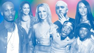 エミネム、ビルボードによる「2000年の最高の100曲」に3曲ランクイン