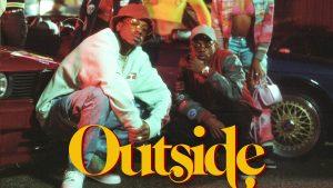 "Westside BoogieがJoey BADA$$との最新曲""Outside""をリリース"